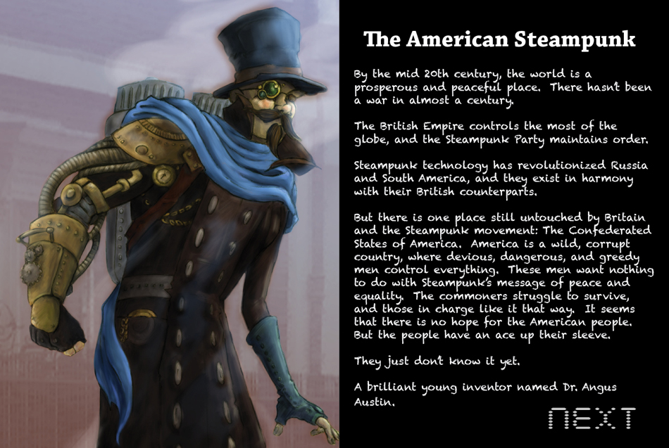 American Steam Punk